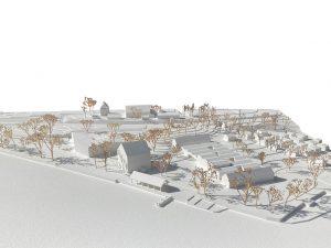 fahrni-landschaftsarchitekten-wettbewerb-schulhaus-glarisegg-modell