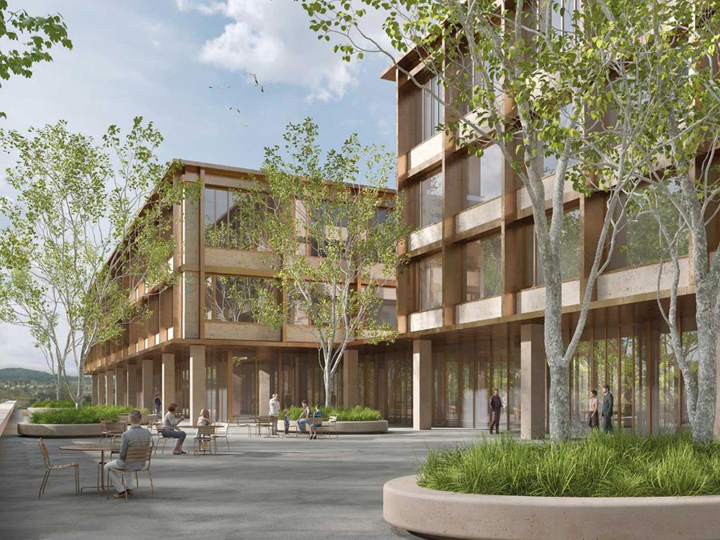 fahrni-landschaftsarchitekten-testplanung-kantonsspital-luzern-visualisierung